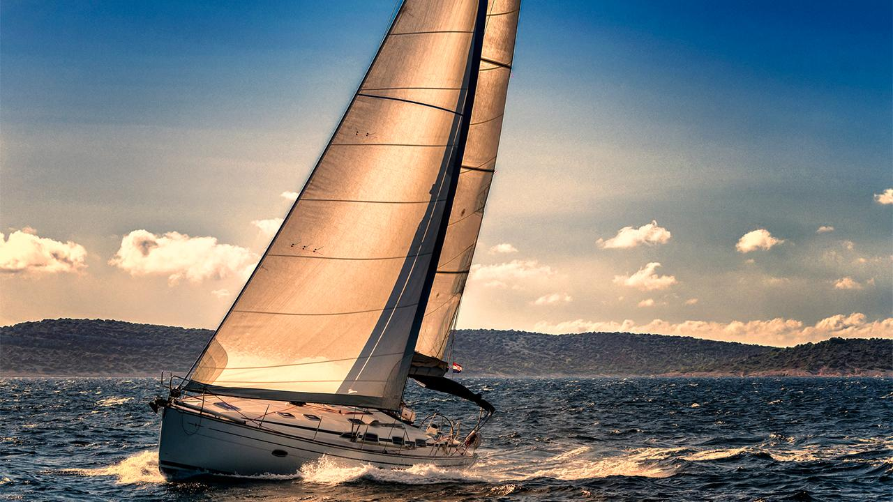 SailTime Chief Operating Officer Bob Remsing discusses his business, which connects people who would like to share a boat, and the 200 percent increase in volume this year.