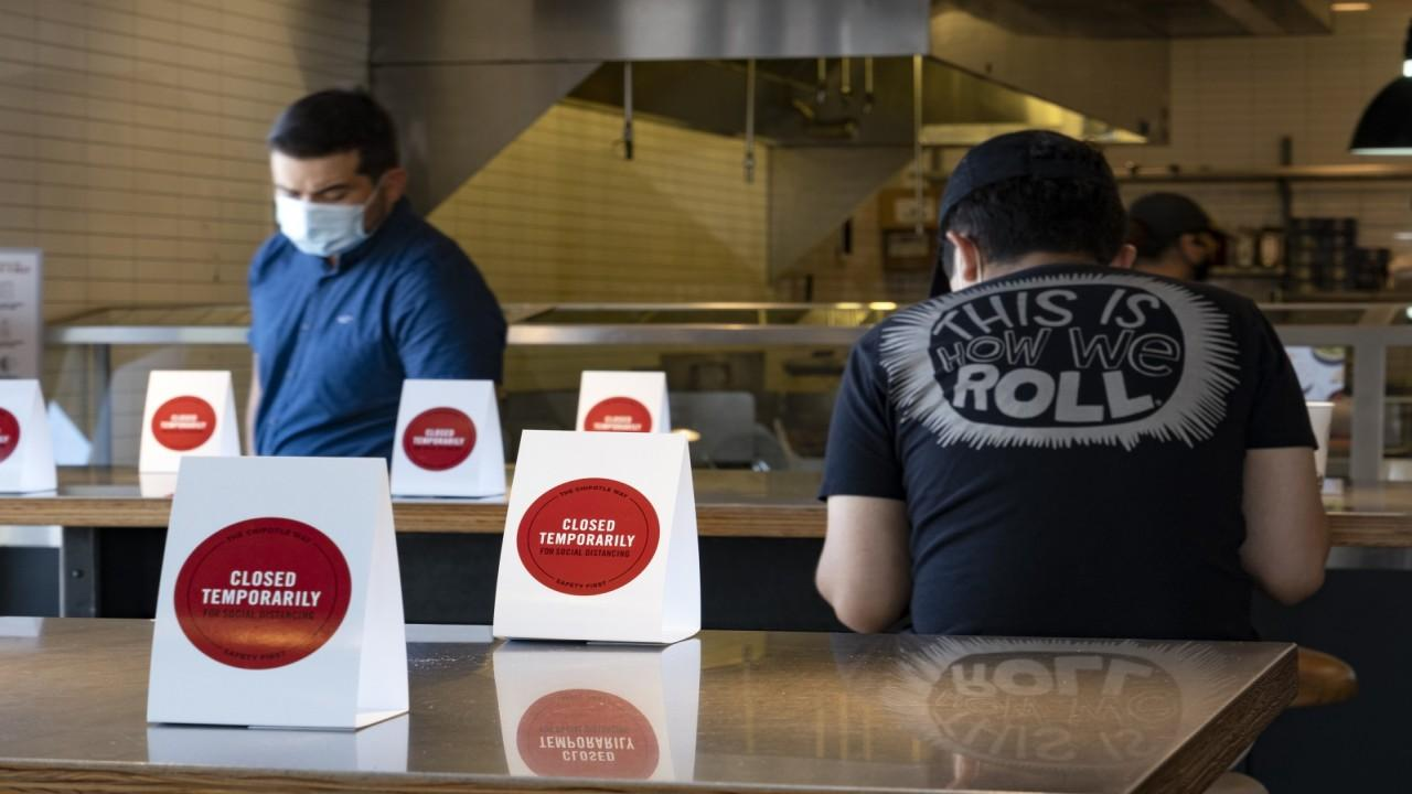 Chipotle CEO Brian Niccol discusses how it has adapted amid the coronavirus pandemic.