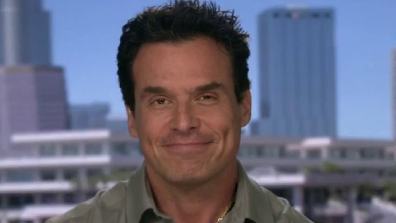 Actor Antonio Sabato Jr. discusses being blacklisted from Hollywood for supporting Trump and launching a conservative movie studio as a solution.