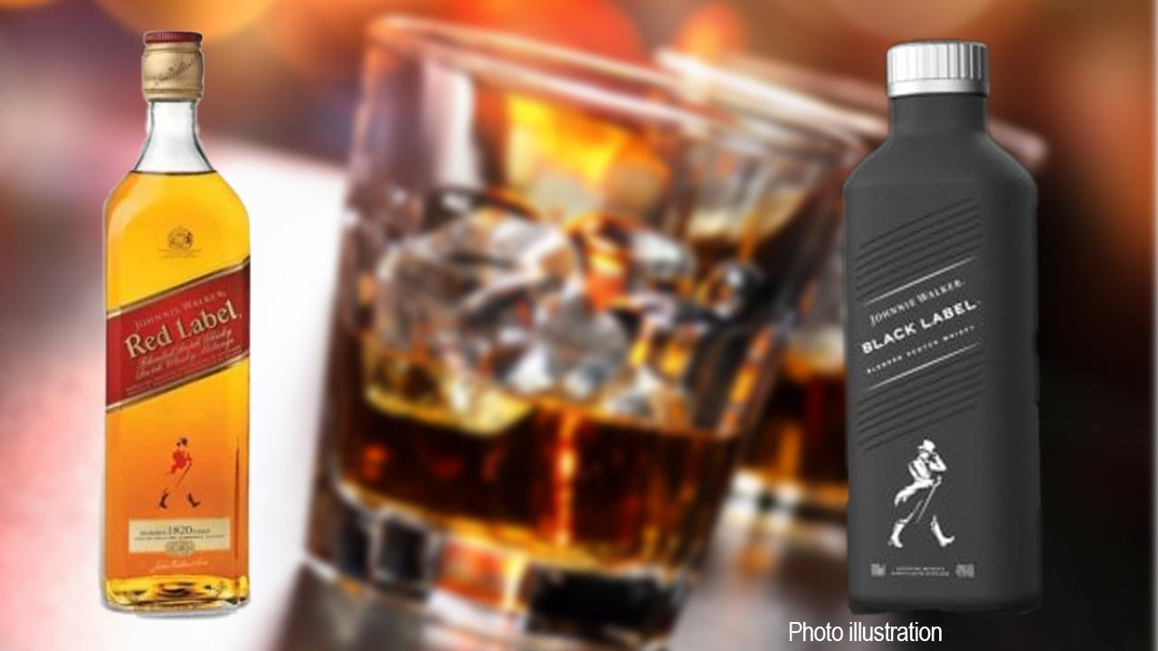 Johnnie Walker is changing to paper bottles by 2021. FOX Business' Lauren Simonetti with more.