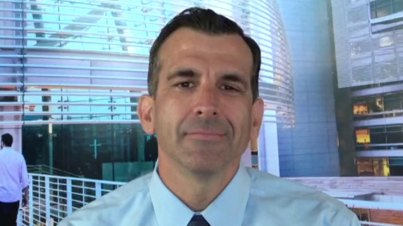 San Jose, California Mayor Sam Liccardo discusses how the city is managing the recent spike in coronavirus cases.