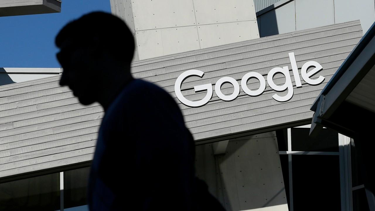 The Wall Street Journal reports that Google employees will remain working from home through July of 2021. FOX Business' Stuart Varney with more.