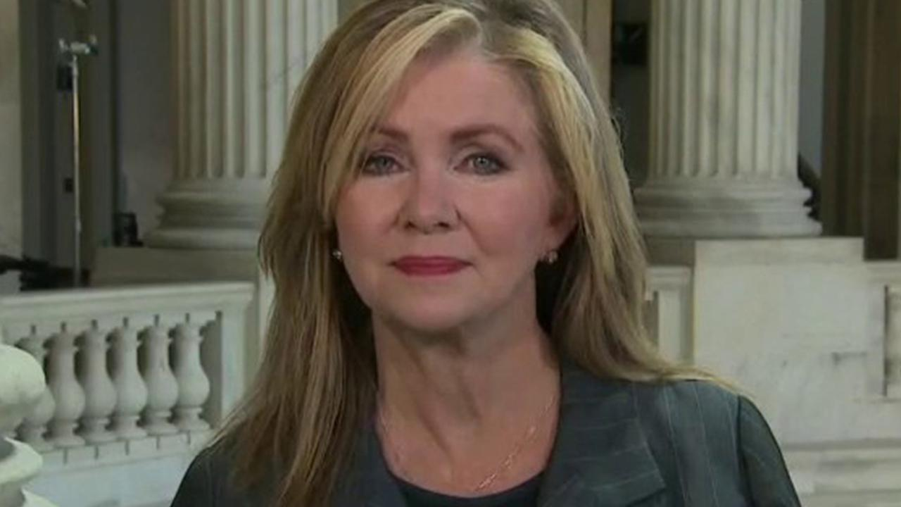 Sen. Marsha Blackburn, R-Tenn., argues the economic recovery and reopening process in the U.S. will not be a 'one size fits all' approach.