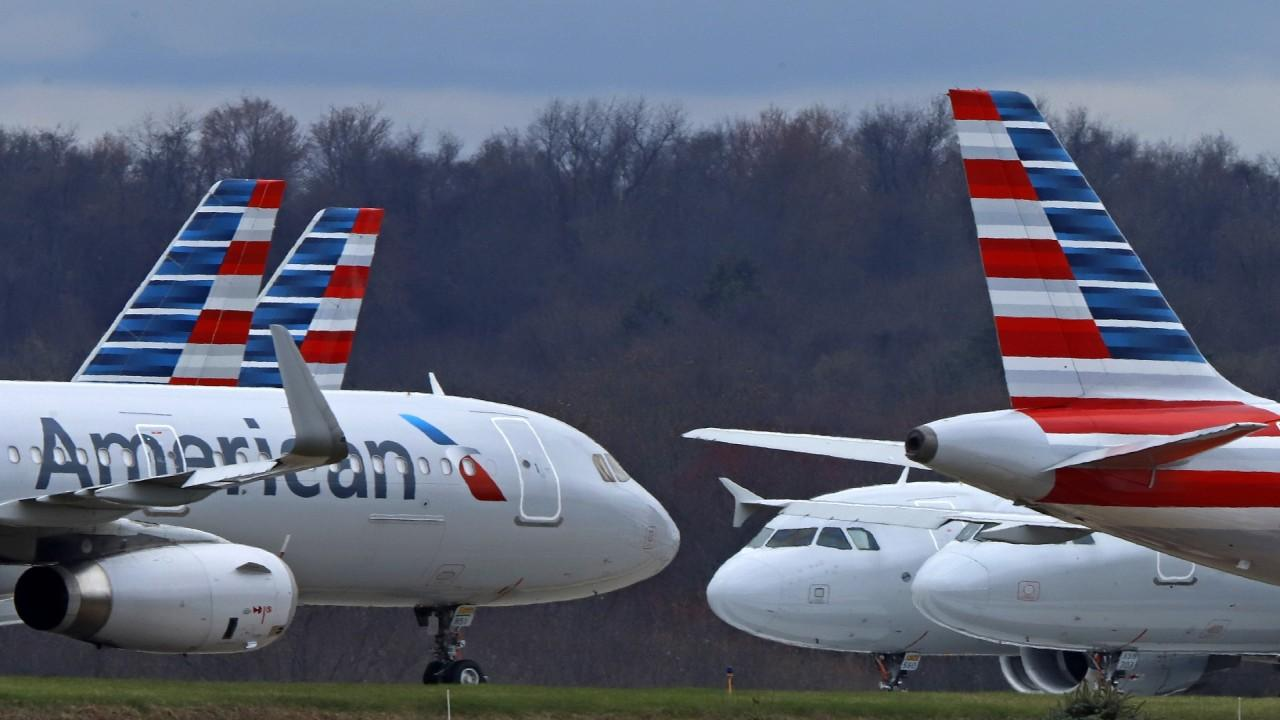 Five major airlines have agreed to loan terms with the U.S. Treasury in a coronavirus bailout deal.