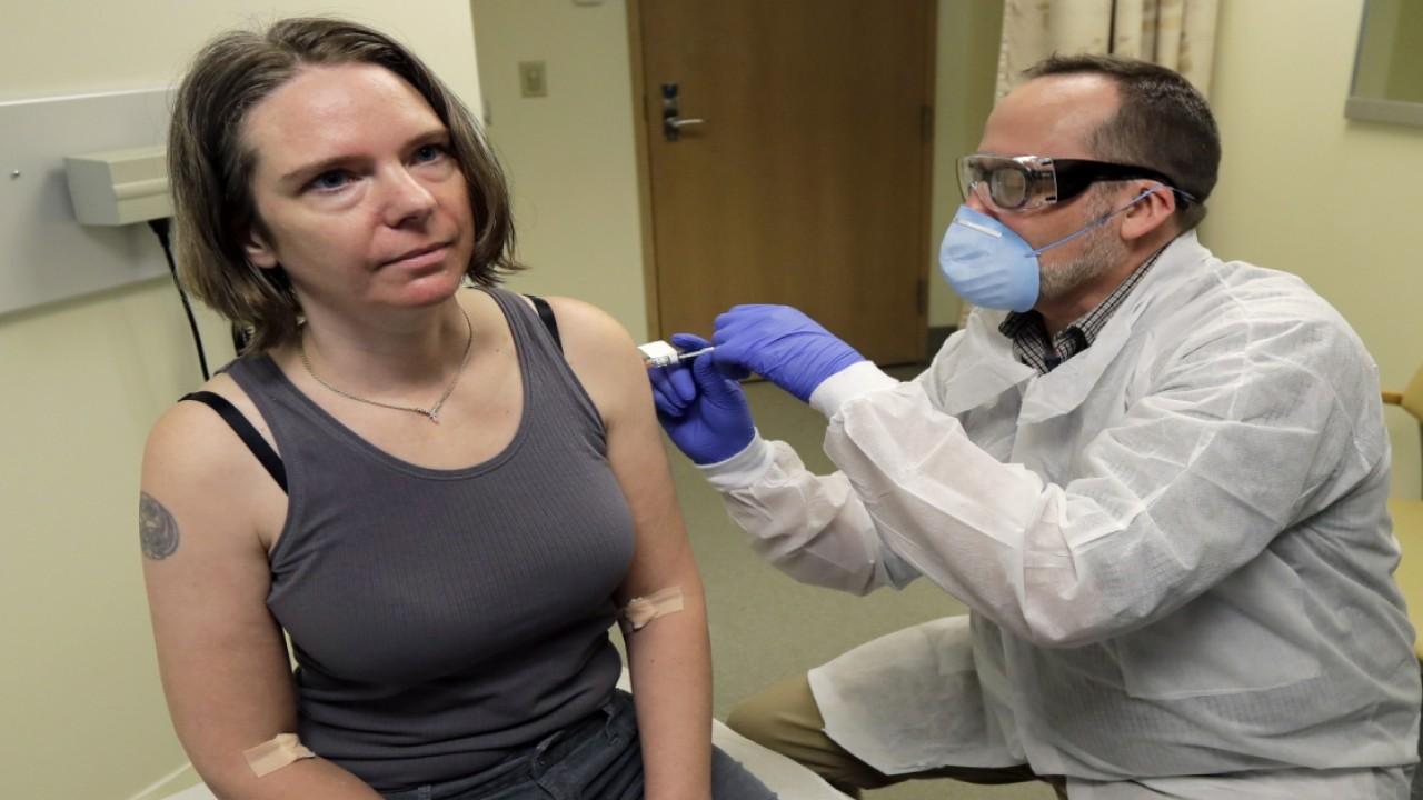 Fox News Medical contributor Dr. Marc Siegel on Moderna entering the next phase of its coronavirus vaccine.