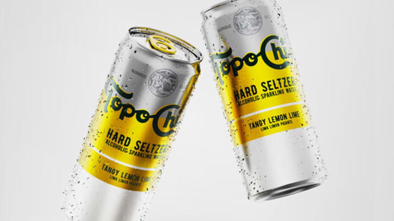 Coca-Cola is launching a hard seltzer brand. FOX Business' Lauren Simonetti with more.