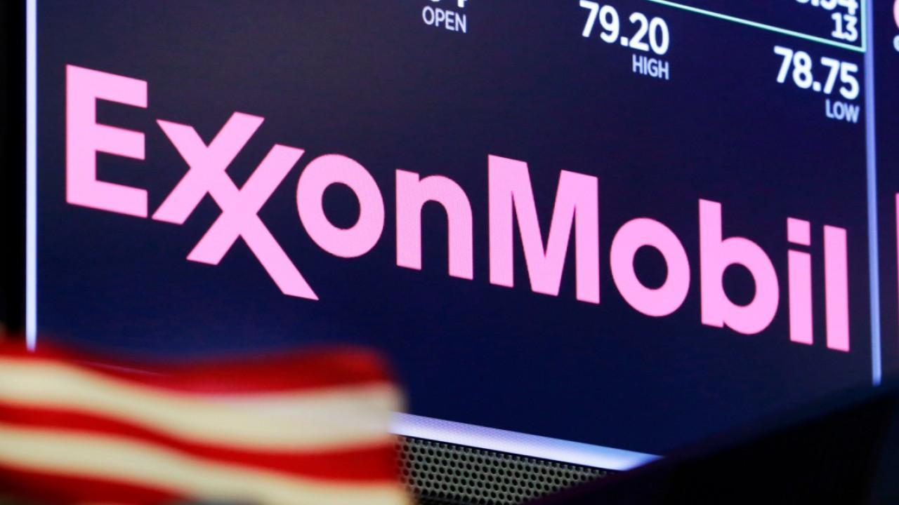 Exxon Mobil lost $1.1 billion last quarter. FOX Business Susan Li with more.