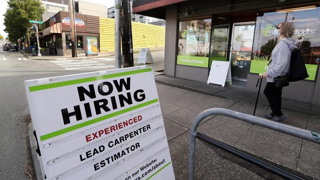 Wall Street Journal assistant editorial page editor James Freeman says those who are unemployed will have to think creatively about other careers they may be qualified for as the country heads into a new normal post-coronavirus.