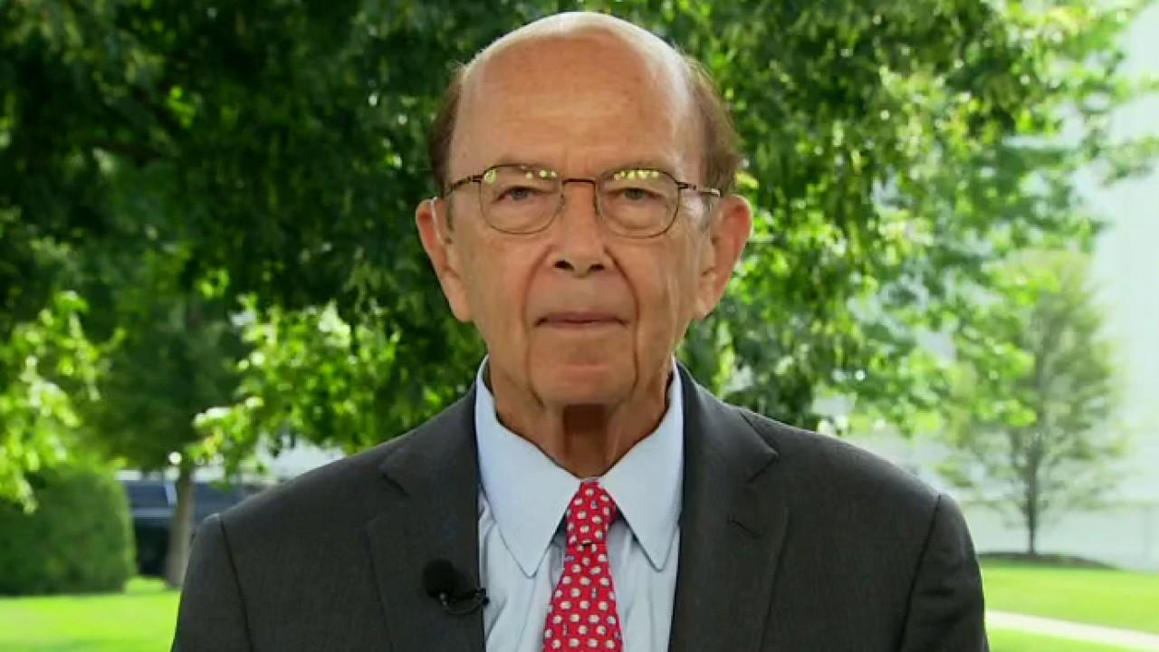 Commerce Secretary Wilbur Ross on the reported clash between  White House economic adviser Larry Kudlow and Treasury Secretary Steven Mnuchin over what should be included in the next stimulus.