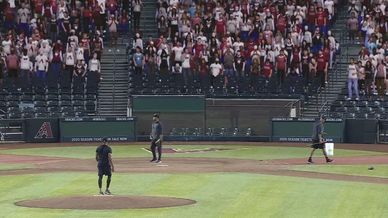 The Washington Nationals will host the New York Yankees on opening day during the coronavirus pandemic without fans in the stands, however virtual cheers and boos will be heard. FOX Business' Hillary Vaughn with more.