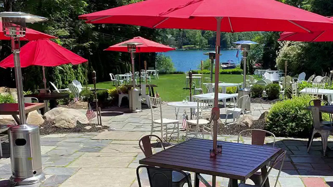 The Chateau on the Lake owner Edward 'Buddy' Foy, Jr. says his restaurant has made a substantial investment of tens of thousands of dollars into outdoor equipment and seating and online infrastructure amid coronavirus dining restrictions and it's paying off.