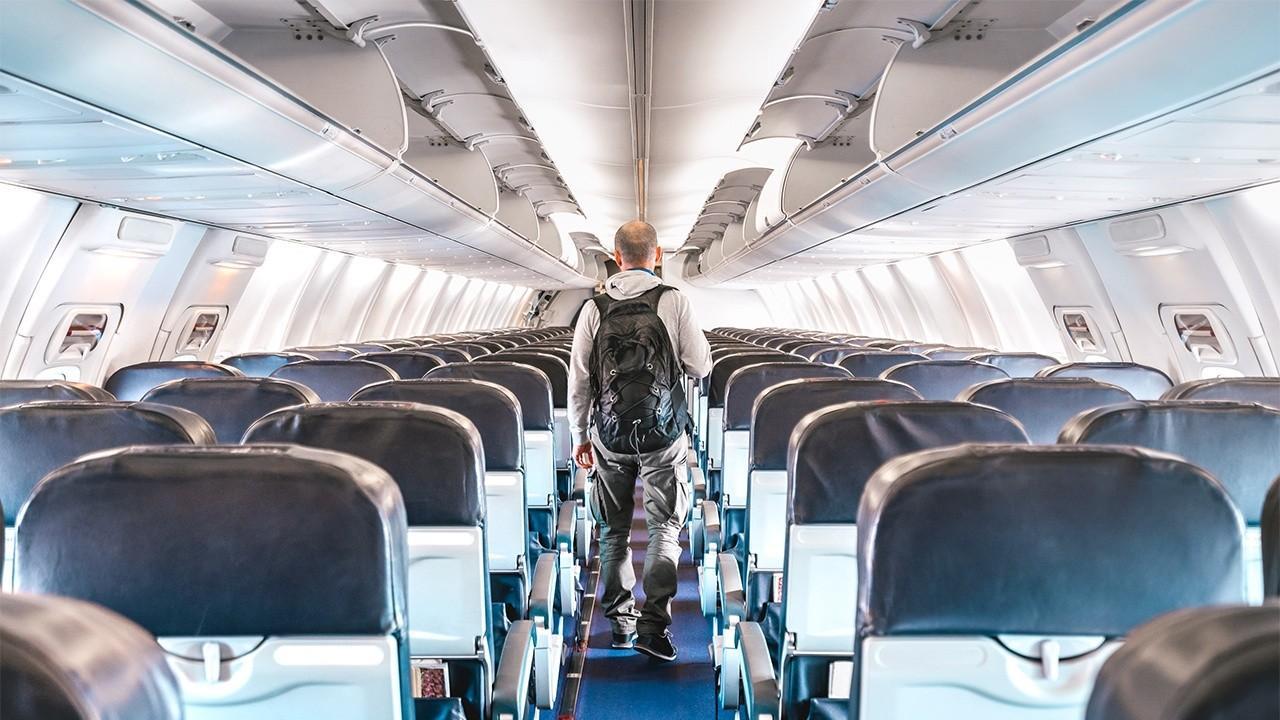 Association of Flight Attendants-CWA President Sara Nelson on the importance of mandating mask wearing on planes and keeping flight attendants safe.