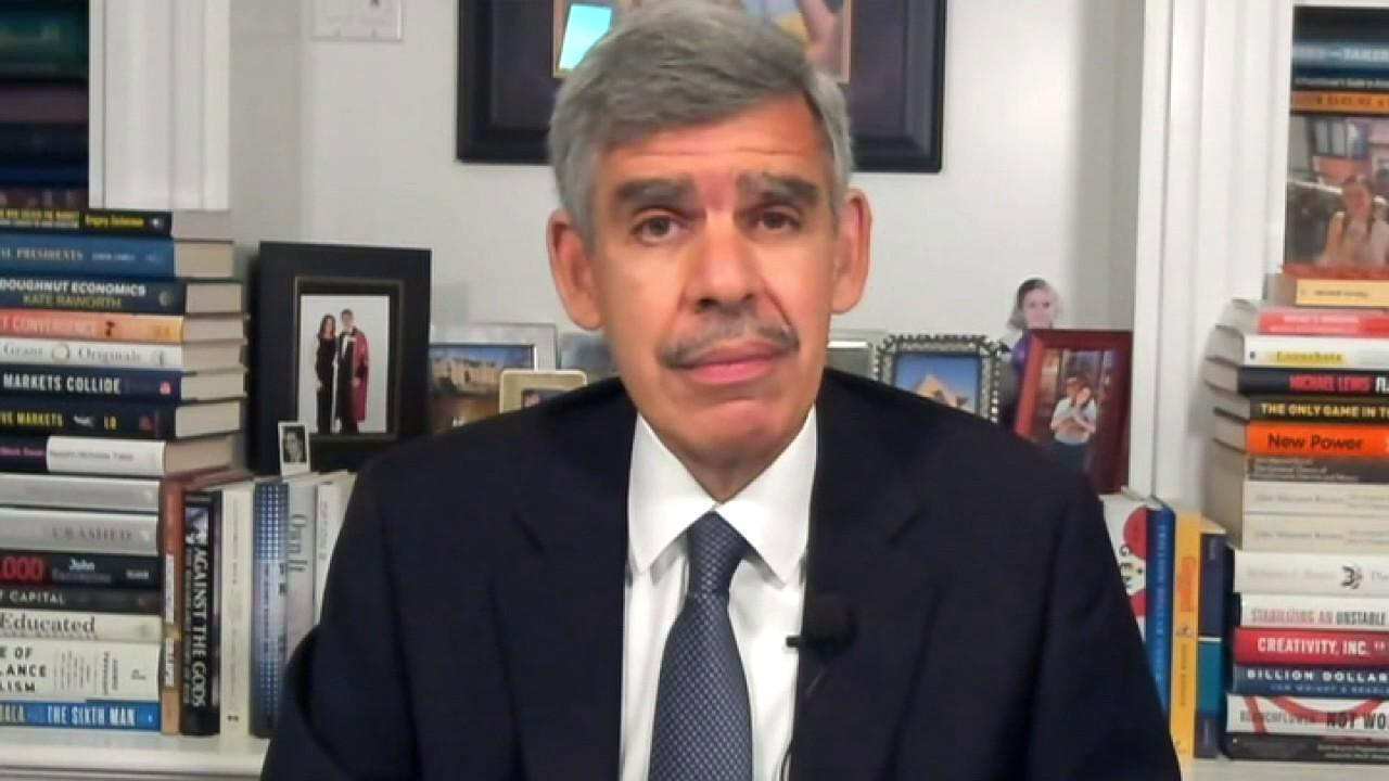 Allianz chief economic adviser Mohamed El-Erian says 'enough is enough' in terms of China's intellectual property theft and that the country must adhere to global standards. He also addresses what it will take to successfully reopen the economy.