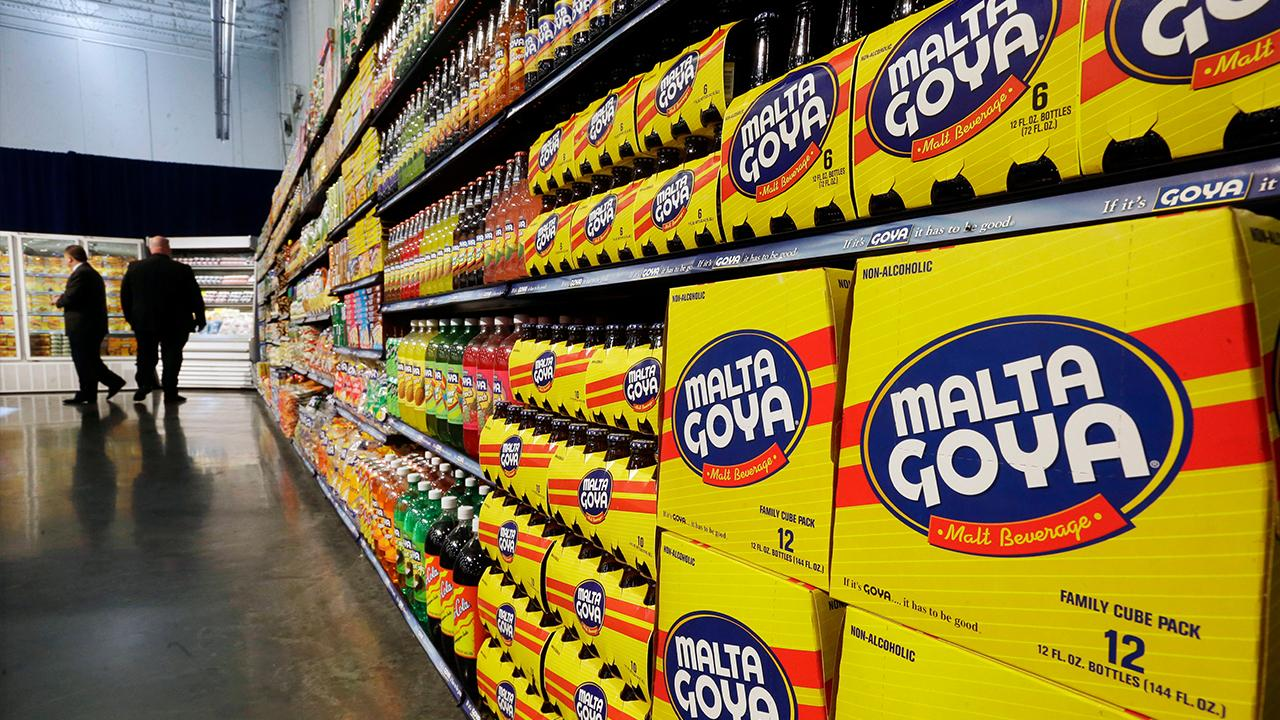 Calls to boycott Goya Foods started following a visit from the company's CEO to the White House. However some are now calling for a 'buy-cott' to support the brand. FOX Business' Ashley Webster with more.