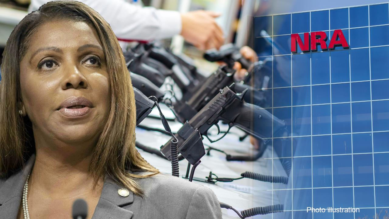 Black Voices for Trump advisory board member Stacy Washington weighs in on the New York Attorney General suing the National Rifle Association (NRA), presidential debates between Trump ad Biden and the election in November.