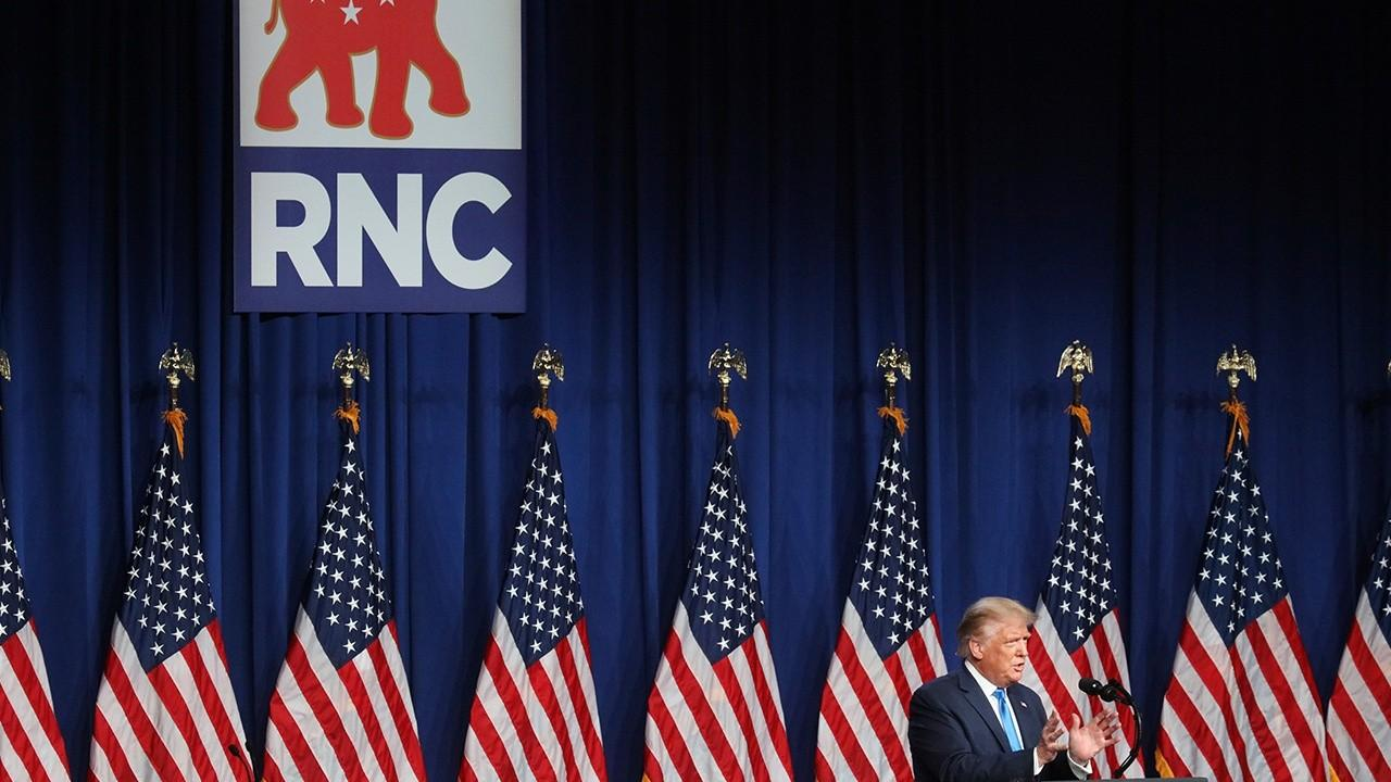 President Trump discusses his plans for his second term and how a Biden win would impact Americans.