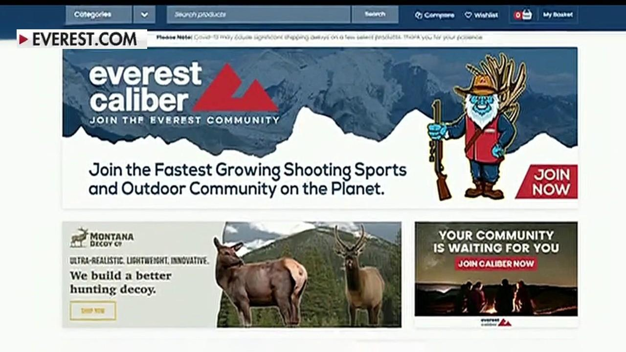 Everest.com founder and CEO Bill Voss explains his reasoning behind trying to give consumers another e-commerce option other than Amazon, why they partnered with nonprofits to give back and how the company was born out of the frustration out of wanting a retailer that carries all the products outdoor enthusiasts could want.