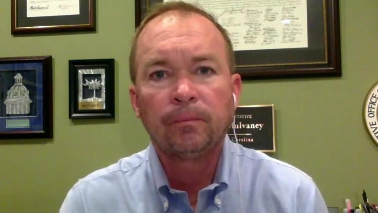 Former Acting White House Chief of Staff Mick Mulvaney on President Trump's executive action on COVID-19 relief.