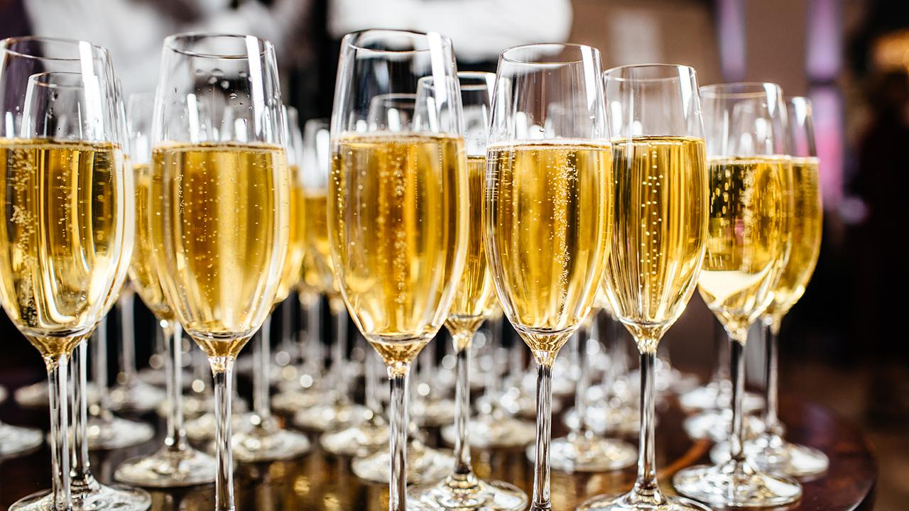 The champagne industry has been hit by the coronavirus outbreak and the high number of canceled events. FOX Business' Jeff Flock with more.