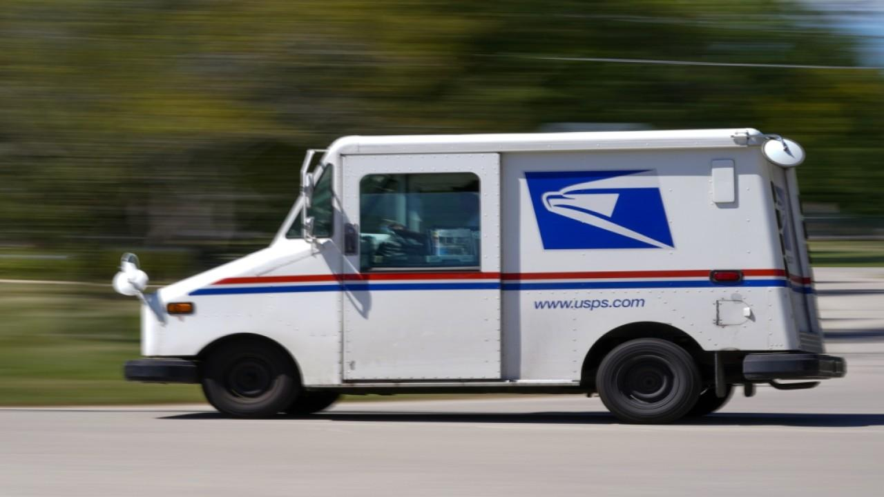 Pennsylvania is leading a lawsuit against the United States Postal Service over mail-in voting. FOX Business' Ashley Webster with more.