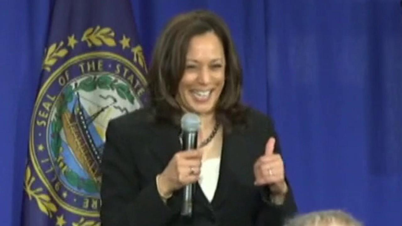Presumptive Democratic presidential nominee Joe Biden names California Sen. Kamala Harris as his running mate; analysis from Democratic pollster Joel Benenson, strategist for Barack Obama's 2008 and 2012 campaigns and chief strategist for Hillary Clinton's 2016 campaign.