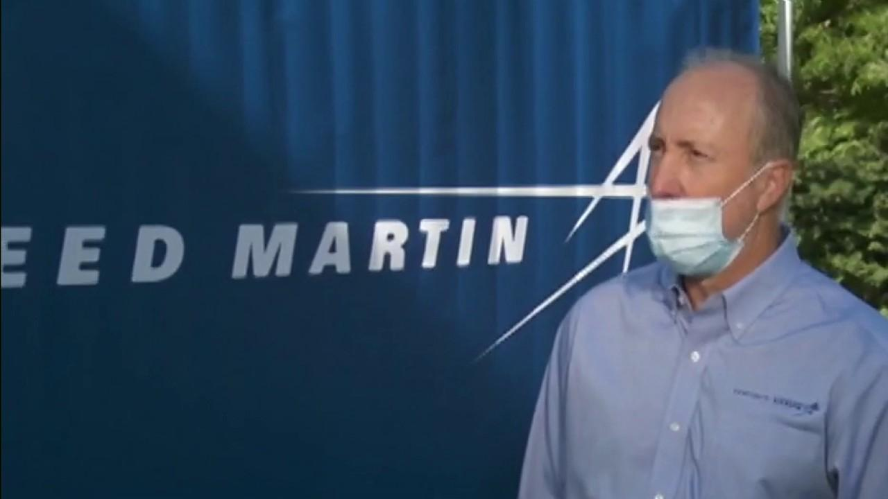 Lockheed Martin general manager in Archibald, Pa., Paul Cavaliere says his team has been 'very successful' at conducting business despite the pandemic, including meeting manufacturing demands and hiring new employees.