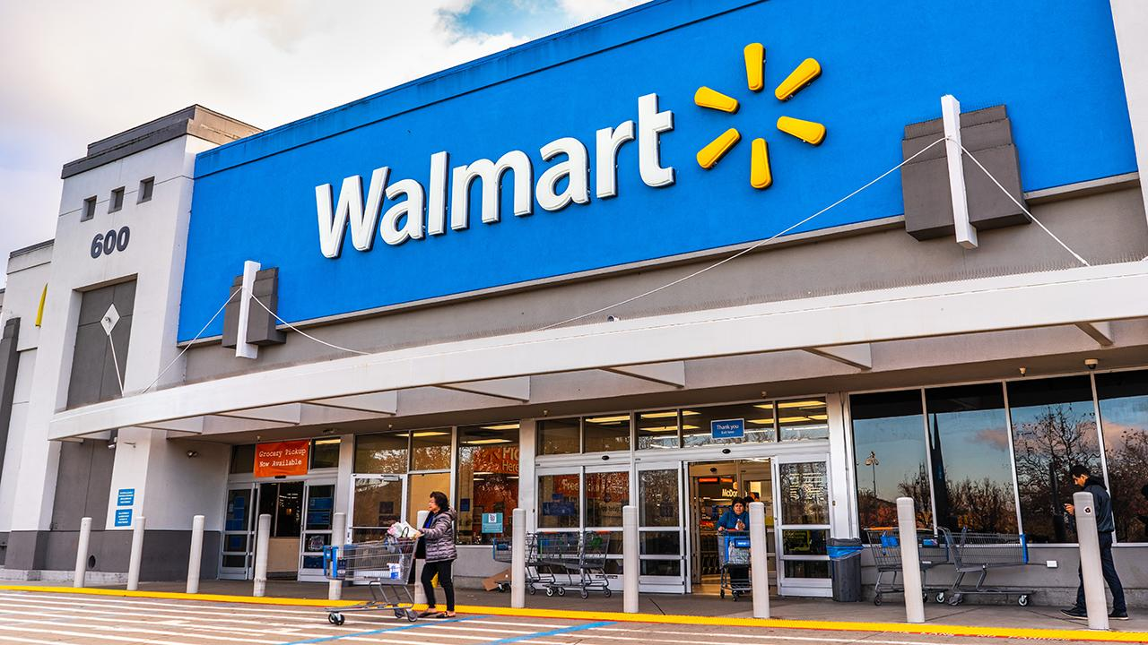 Retail analyst Hitha Herzog says Walmart's success amid the coronavirus is due to positioning itself as an 'essential retailer.'