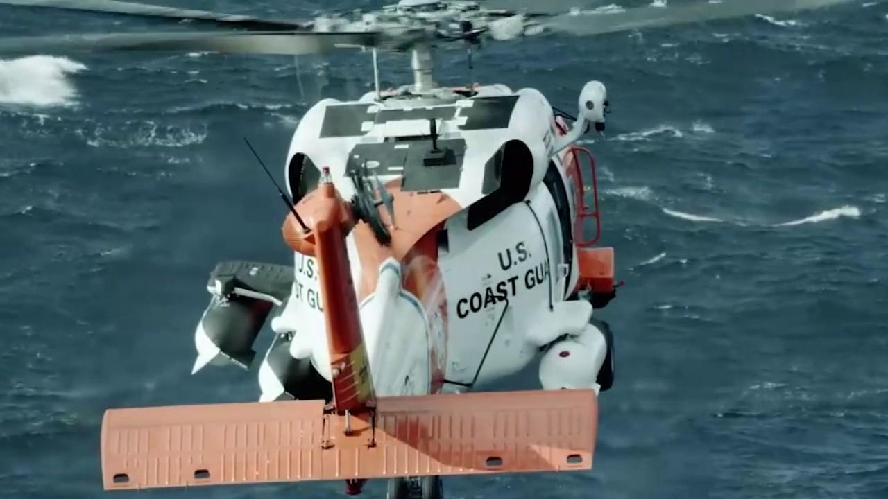 FOX Business' Kennedy teams up with the Coast Guard to learn how they help protect Alaska's crab fleet during 'Kennedy's Deadliest Catch: Alaska Adventure.'