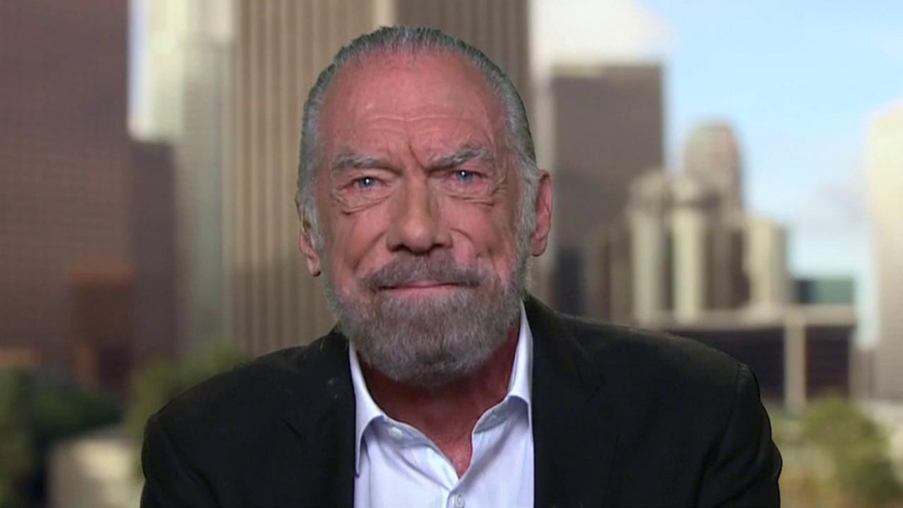 Billionaire entrepreneur John Paul DeJoria discusses the upcoming election, the American Dream and a possible wealth tax.