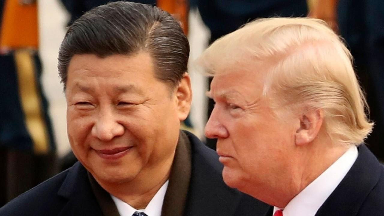Former deputy national security advisor K.T. McFarland says the time for the U.S. to stand up to China is now or never and that President Trump understands the country must be dealt with from a position of strength.