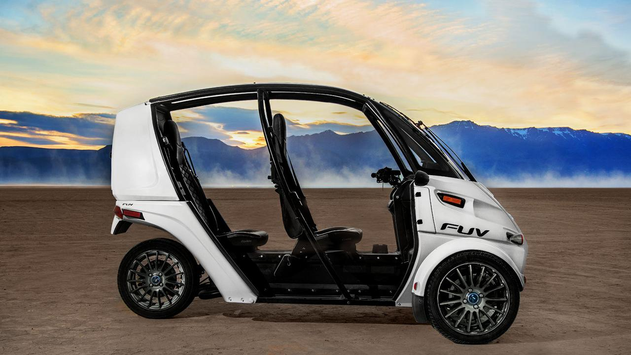 Arcimoto founder and CEO Mark Frohnmayer discusses the rising demand for his company's 'right-sized' electric vehicles.