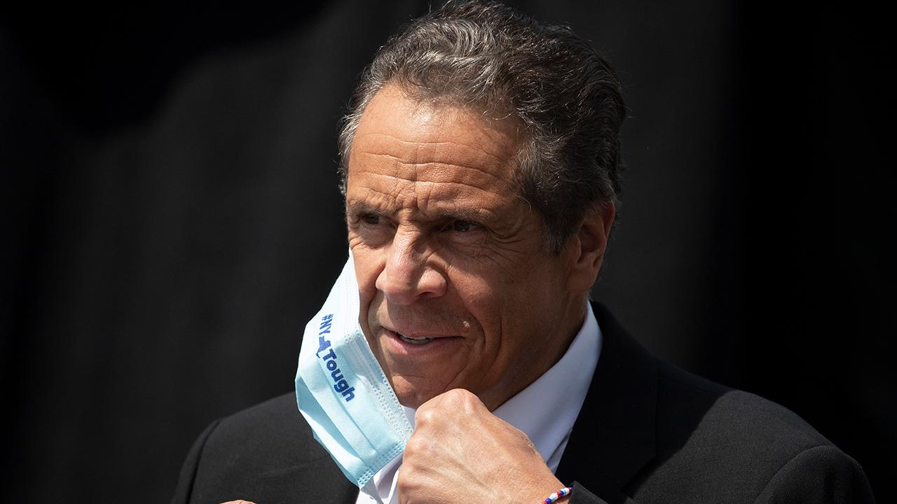 Restaurant owner Tom Casatelli and his attorney, Louis Gelormino, give details on their plans to get the attention of New York Gov. Andrew Cuomo (D) by suing over indoor dining as winter weather looms.