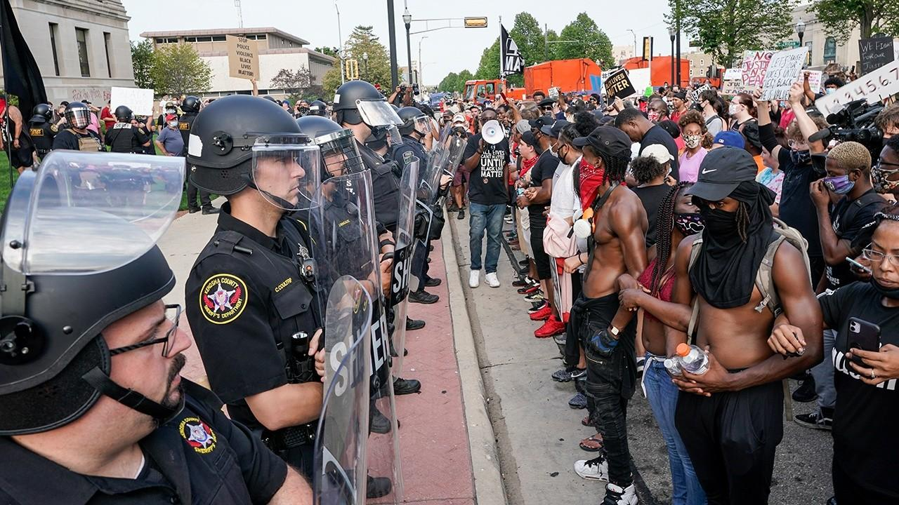 Factory worker in Kenosha, Wisconsin, Joe Geraghty weighs in on the recent violent protests and their aftermath in his area.