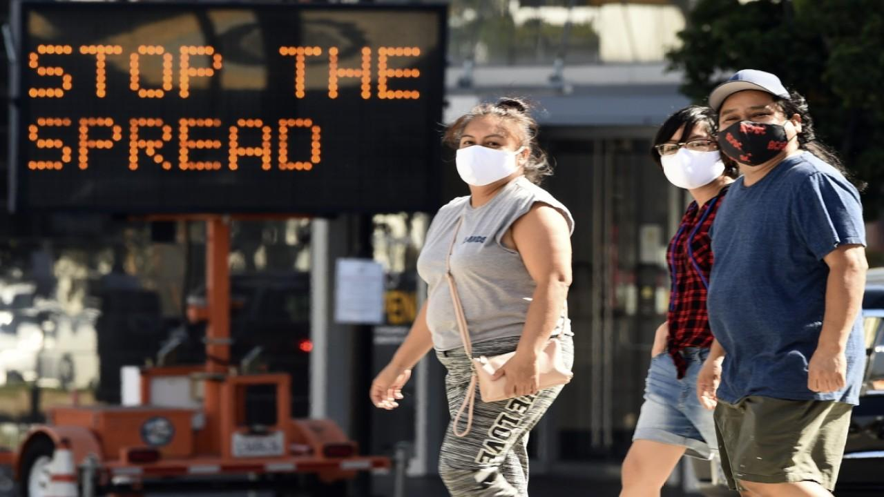 Constitutional law expert John Pavia on whether Los Angeles officials can legally cut power and water on homes caught throwing parties amid the coronavirus pandemic.