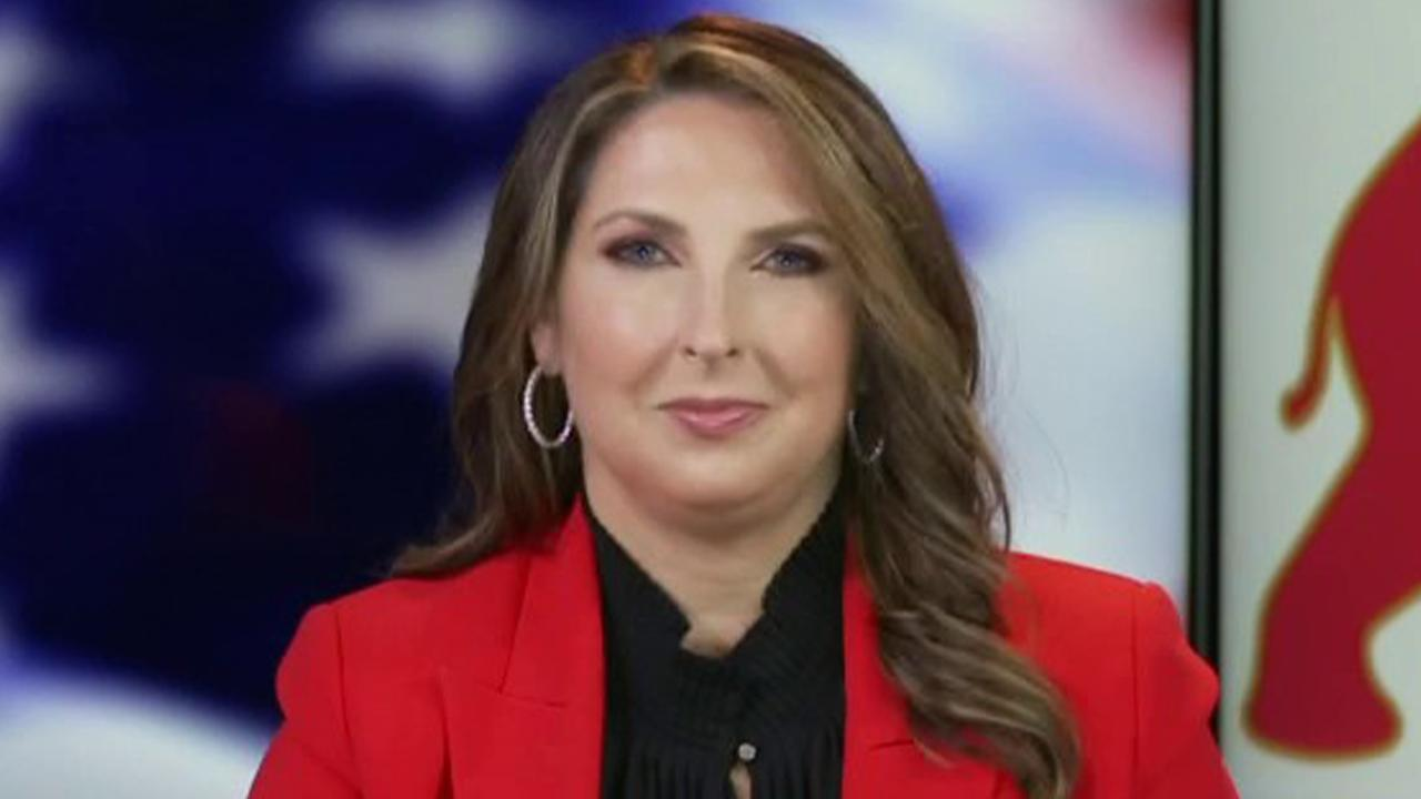 RNC Chairwoman Ronna McDaniel on what to expect from night two of the 2020 Republican National Convention.