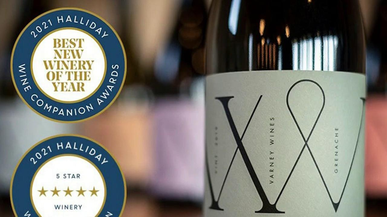 FOX Business' Stuart Varney celebrates his son, Alan, for receiving a prestigious winemaking award.
