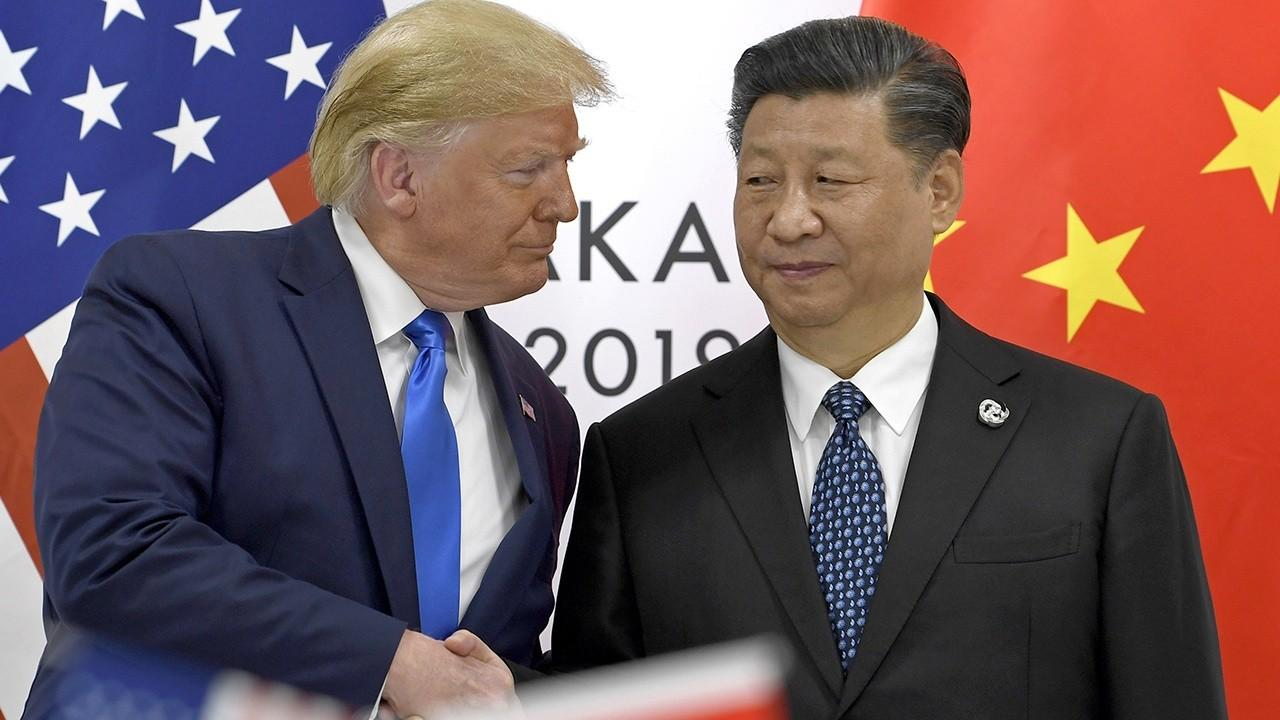 The Daily Wire writer Ian Haworth on where the U.S. relationship stands with China.