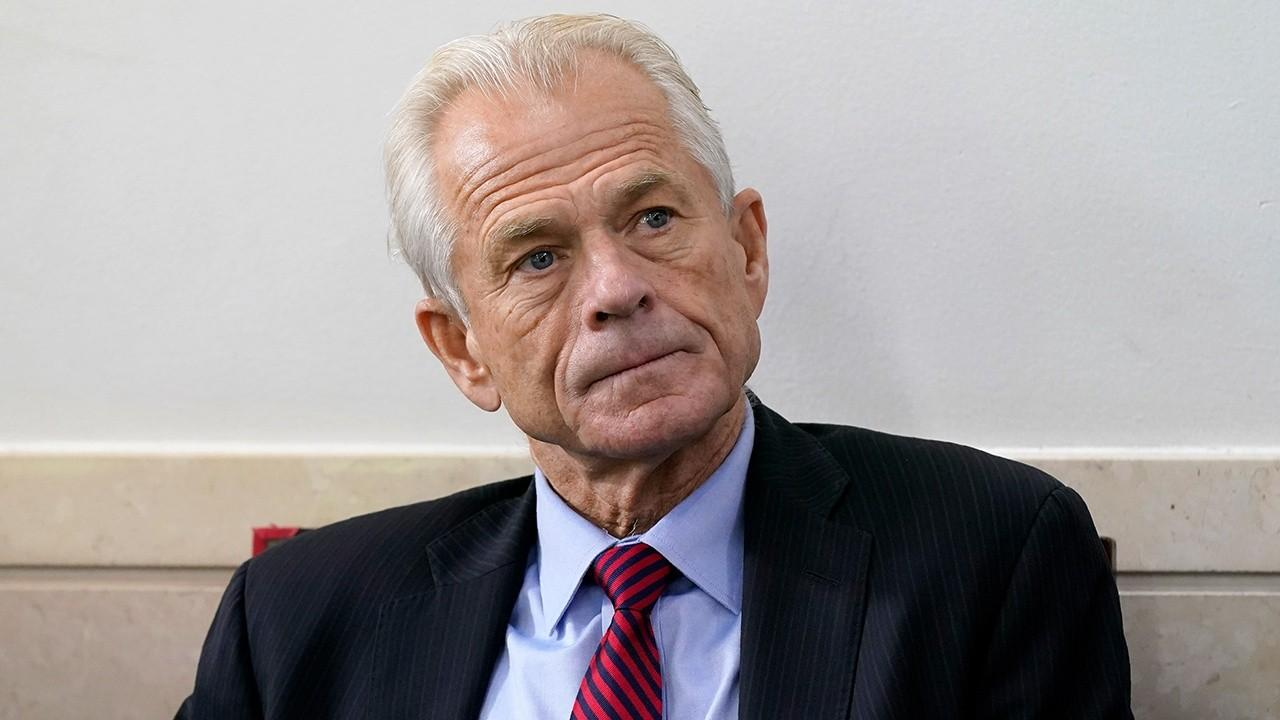 White House Trade and Manufacturing Policy Director Peter Navarro discusses China's attempts to expand its global influence, the 2020 Democratic National Convention and U.S.-China trade.