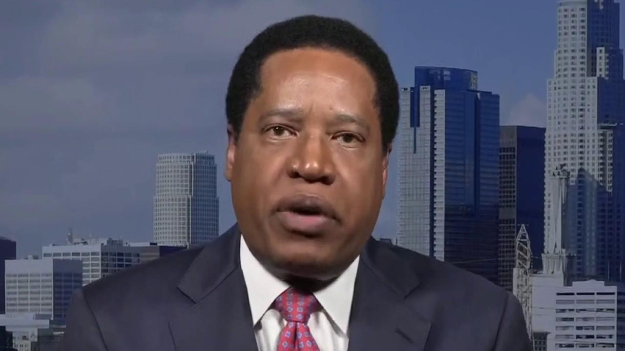 President Trump has achieved far more for African-Americans than former President Barack Obama accomplished, says Larry Elder, host of 'The Larry Elder Show' on The Salem Radio Network and executive producer of the documentary 'Uncle Tom.'