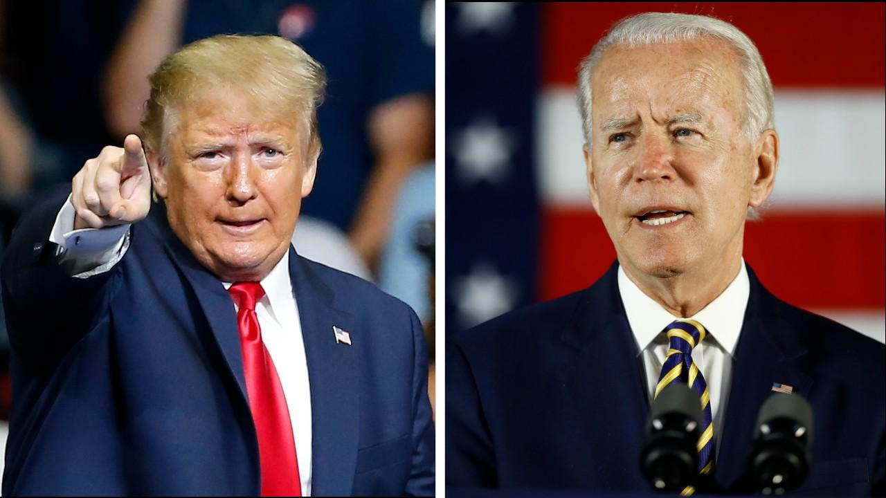 Trump campaign pollster John McLaughlin says the tone of the DNC was negative while the RNC showed diverse Trump supporters, which he believes will resonate with voters. McLaughlin outlines Trump's support among Black and suburban Americans.