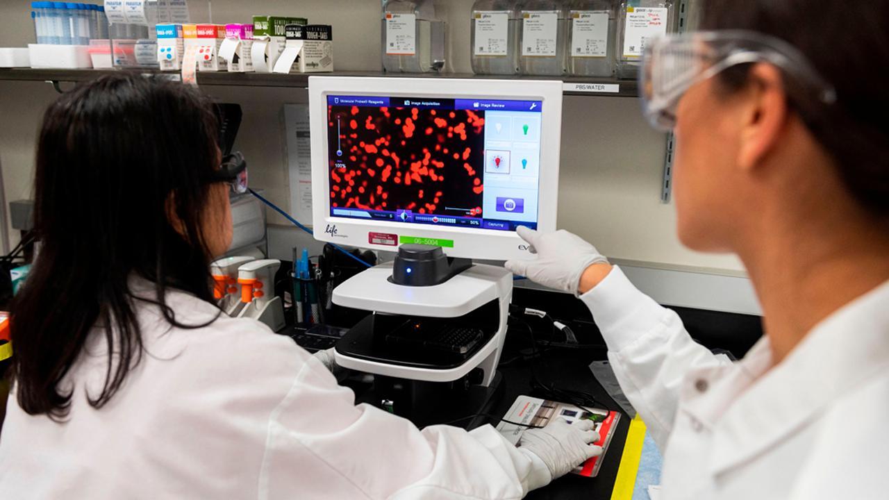 Novavax Research and Development President Dr. Gregory Glenn on the next steps for the company's coronavirus vaccine.