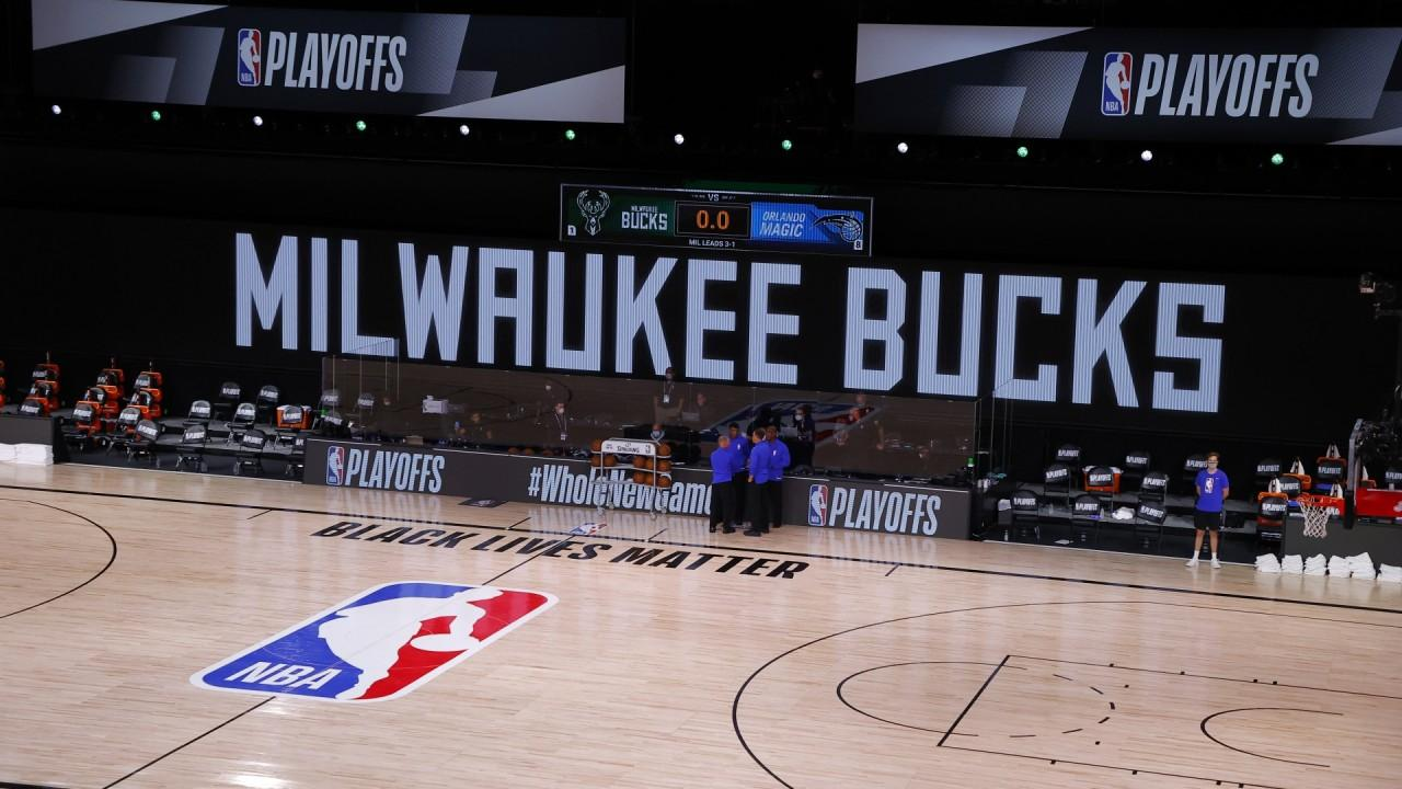 The Milwaukee Bucks are reportedly boycotting their playoff game against the Orlando Magic in order to draw attention to the police shooting of Jacob Blake in Kenosha, Wisconsin.