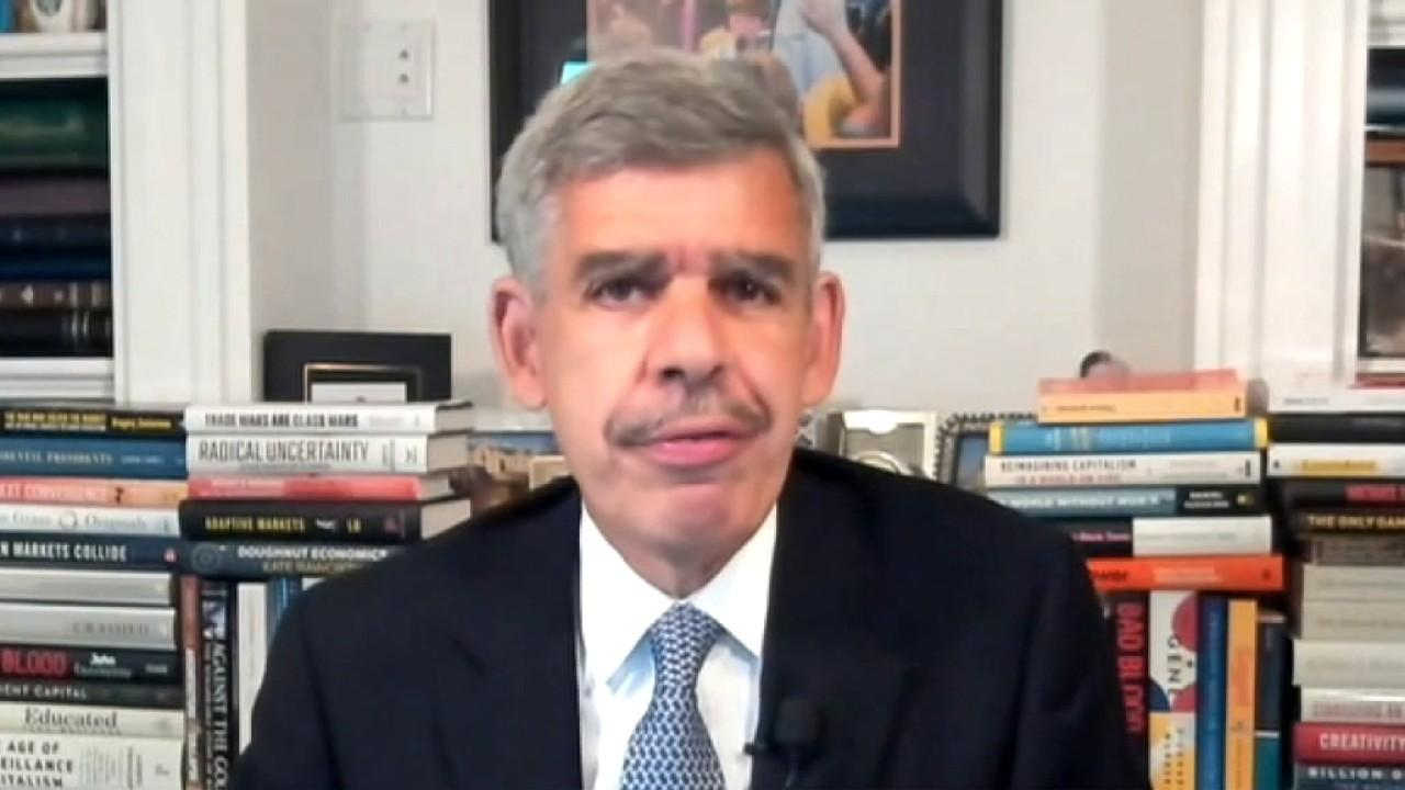 Allianz chief economic adviser Mohamed El-Erian says if you look at the market, it's the best of times but the global economy seems to be losing steam early in the recovery. He later talks about the importance of a phase four stimulus bill and reacts to the Federal Reserve's policy.