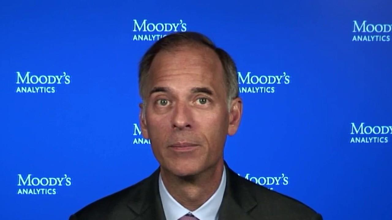 Moody's Analytics Chief Economist argues that the U.S. economy will go into another recession without help from another coronavirus stimulus.