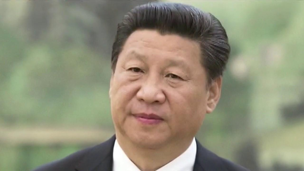 Axios China reporter Bethany Allen-Ebrahimian on President Trump canceling China talks, President Xi facing widespread opposition in his own party and the U.S. warning colleges to divest from China stocks.