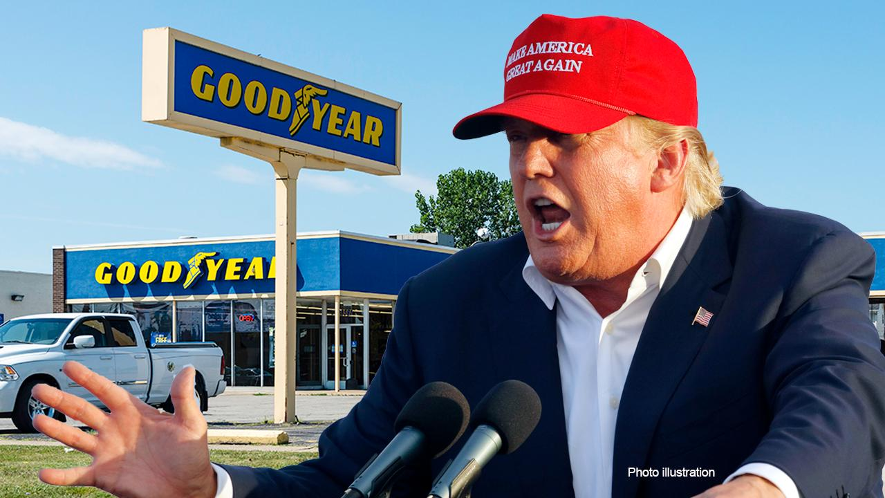 Deke Digital Chairman Dave Maney argues President Trump shouldn't engage with the cancel culture by calling for a boycott of Goodyear.