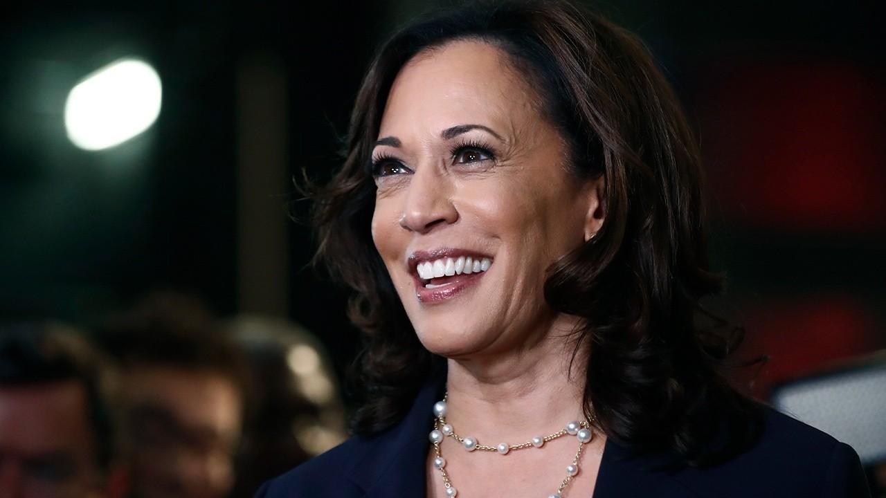 Presumptive Democratic presidential nominee Joe Biden has officially chosen Sen. Kamala Harris, D-Calif., as his running mate.