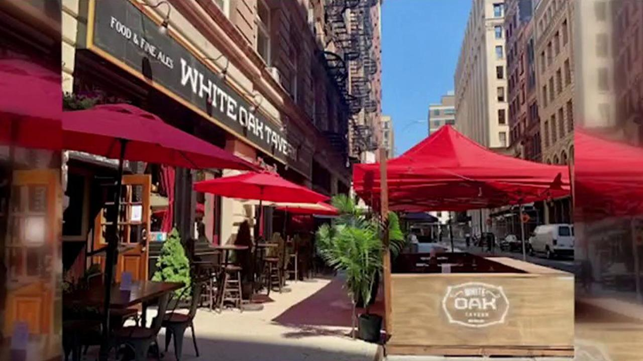 FOX Lifestyle Hospitality President Mark Fox, who owns several restaurants in New York City, argues restaurants need more help because the Payroll Protection Program was designed for a 6-week problem that has turned into a 6-month problem.