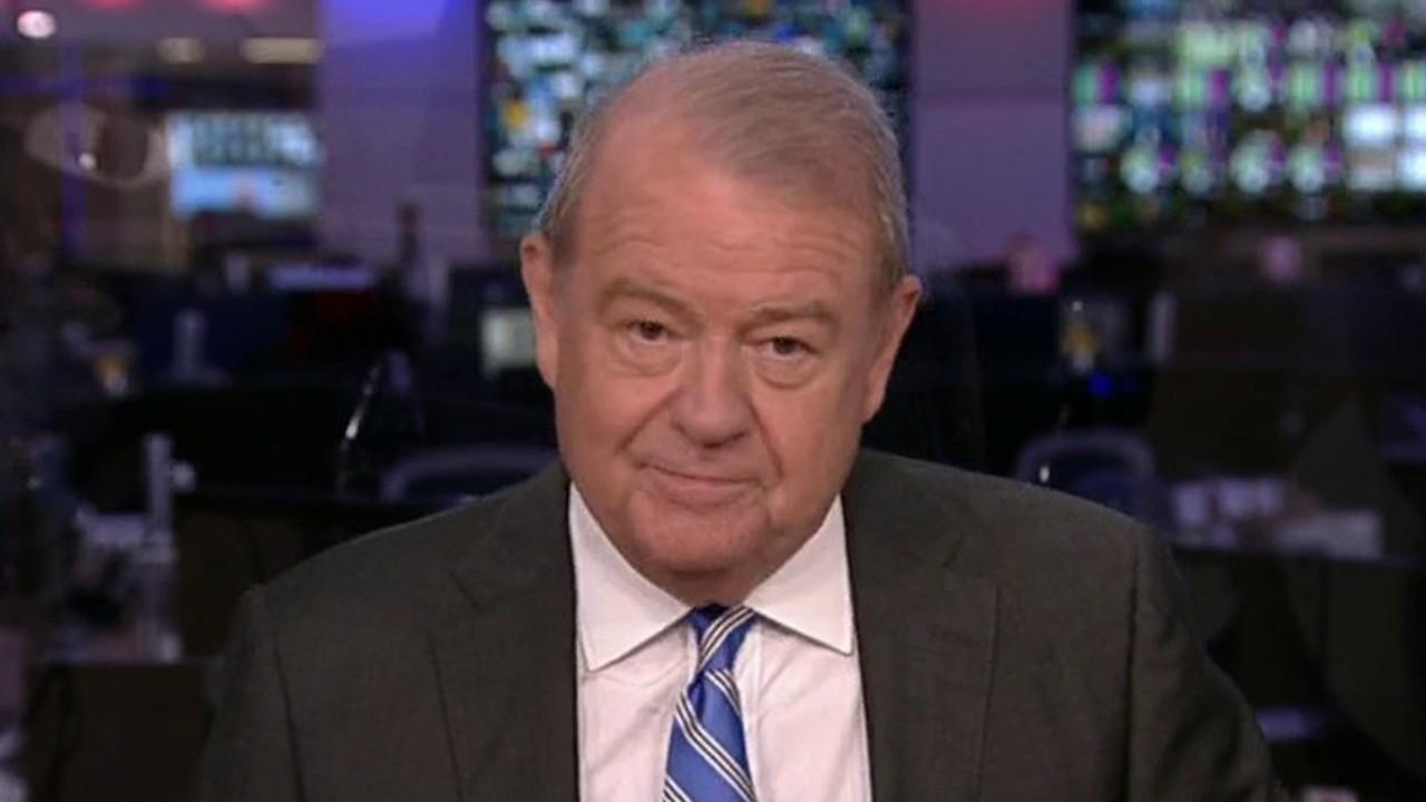 FOX Business' Stuart Varney argues what the Democrats really want in stimulus negotiations is a bailout for blue states.