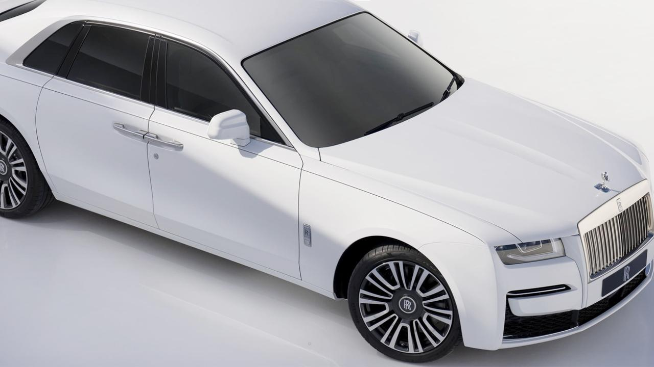 Rolls-Royce CEO Torsten Muller-Otvos on the automakers newest luxury model.